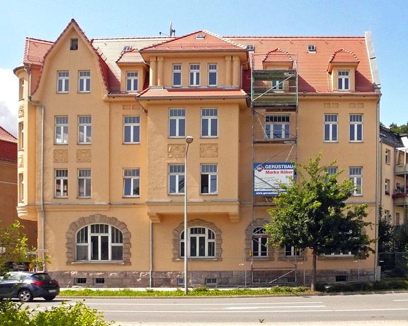 Mehrfamilienwohnhaus, Ing-Büro Jahn