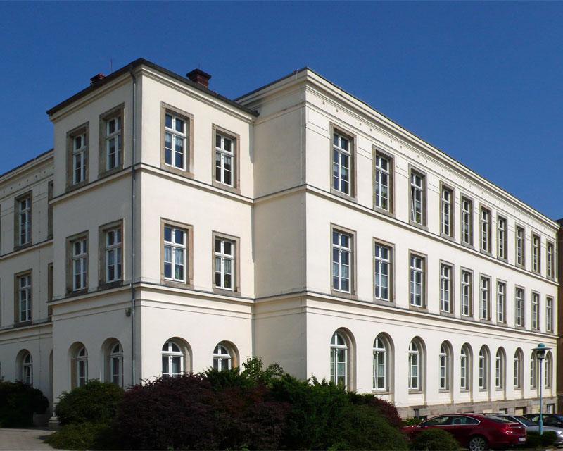 Weinholdschule Reichenbach Baustatik