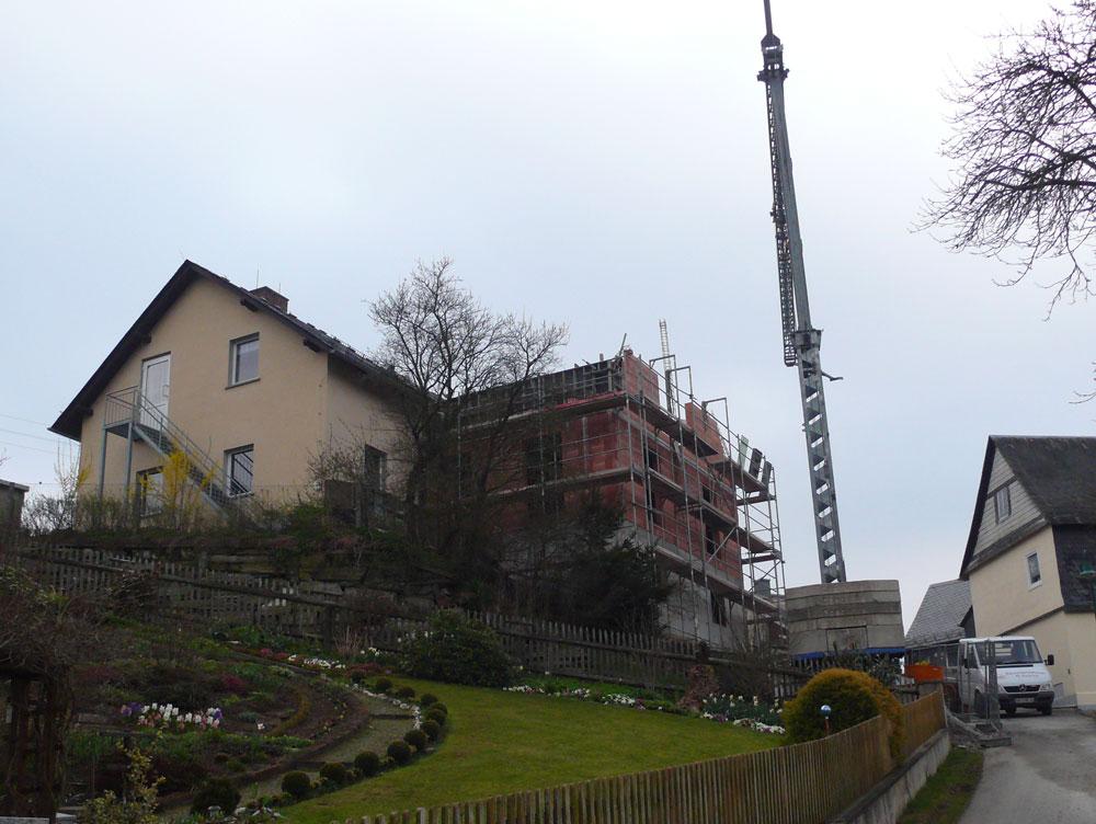 Anbau Kindertagesstätte Naitschau