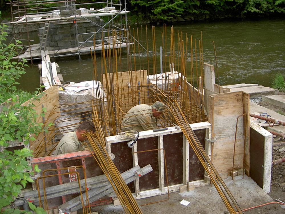 Sanierung Luftbrücke Greizer Park