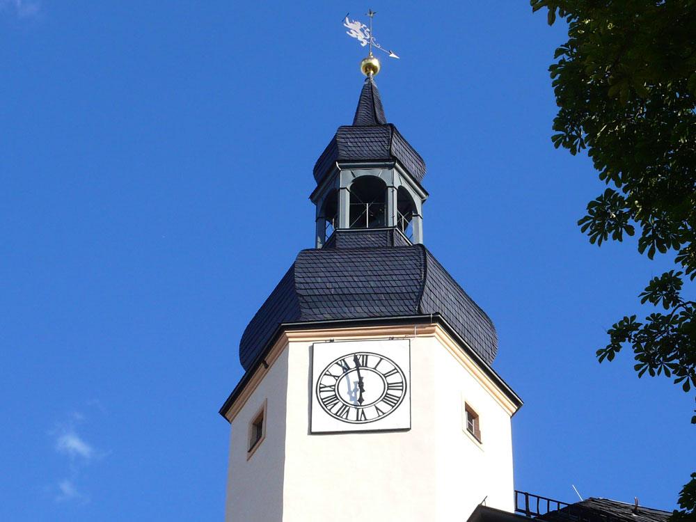 Oberes Schloss Greiz Turm