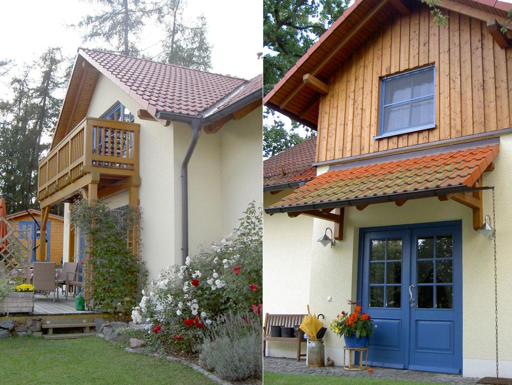Neubau Eigenheime, Bauplanung Hochbau