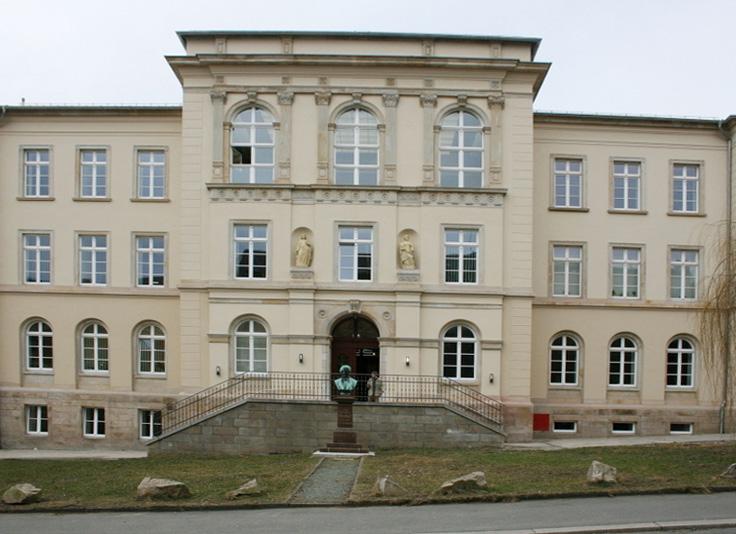Weinholdschule Reichenbach, komplexe Sanierung